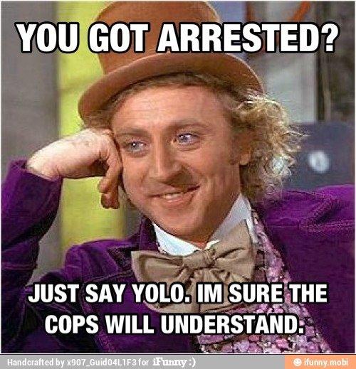 #YOLO. I hate yolo.. Its i love you