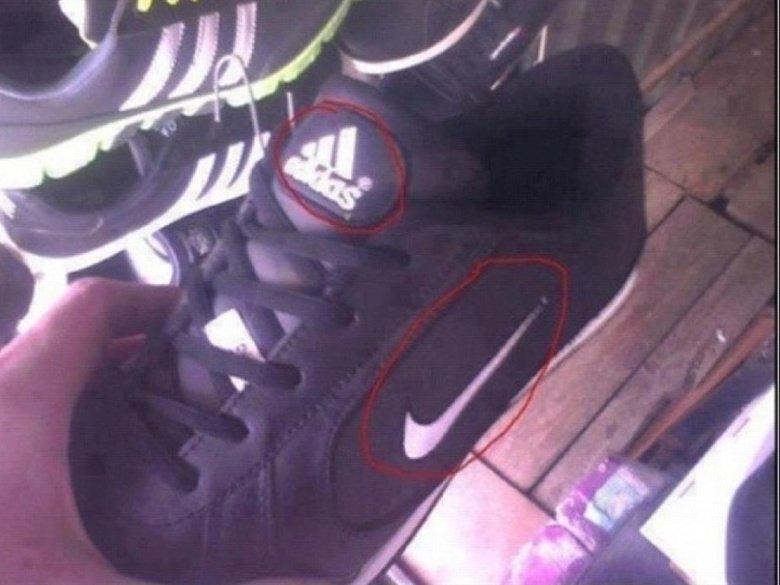 You had one job.... .. i dont get it You had one Job haha funny lol adidas Nike