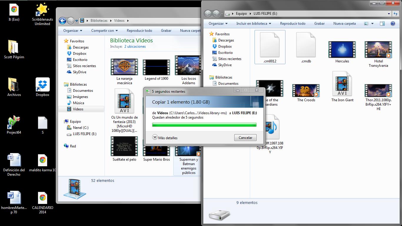 You liar.... I have 30 minutes with this 5 seconds.. E F F Videos F - Organizer _ Include en biblioteca _ Erebor Nueva carpeta Organizer _ Compacter con _ Erebo The Game