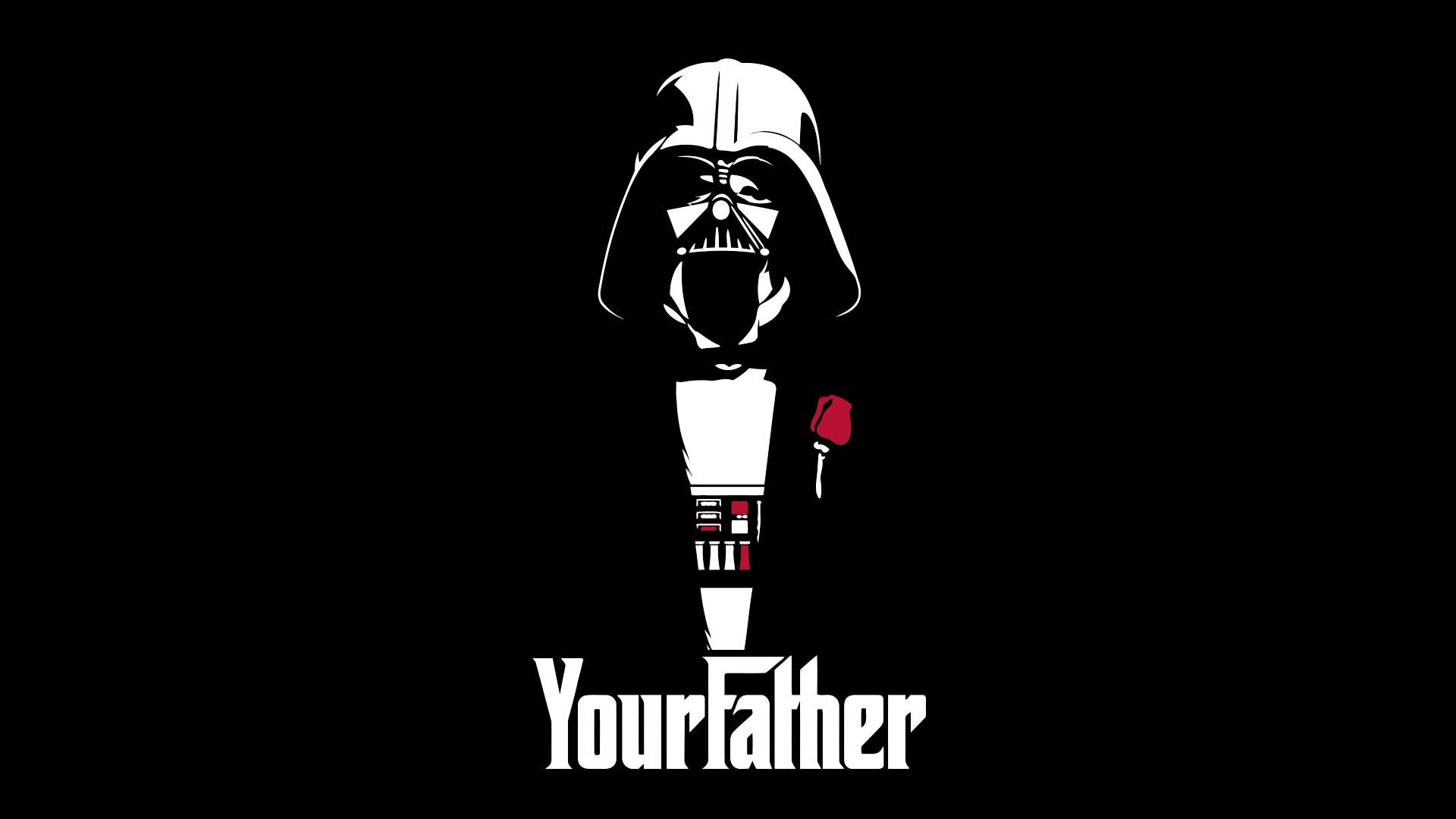 Your father. . Your either Your father either
