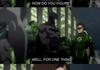 He's The Goddamn Batman