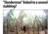 Slenderman Stabbings