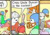 Crazy Uncle Duncan