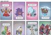 Pokemon New Mega-Evolutions