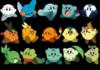 Kirby starters