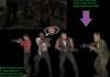 Left 4 Dead Original Characters