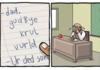 Grammar Nazi dad