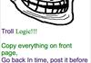 Troll Logic