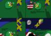 Quarter Final Antics: Brazil V Colombia