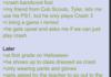 Anons friend likes Crash Bandicoot