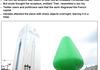 Parisian vandals destroy 'giant sex toy'