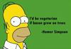 Homer Knows Best