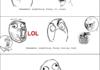 Always funnier during a test