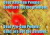 Anti-Pro-Gun