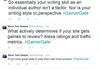 A former Games Journalist talks to GG