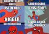 Spider Man meme OC