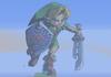 Link in Minecraft