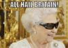 The Queen 3D