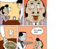 small Korean comics comp