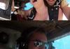 rediculously photogenic pilot
