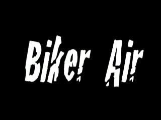 BIKER AIR !!!. Bike gang runs AIRPORT SECURITY..