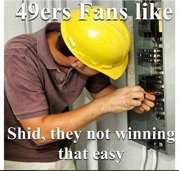 49ers. .. shid 49ers shid