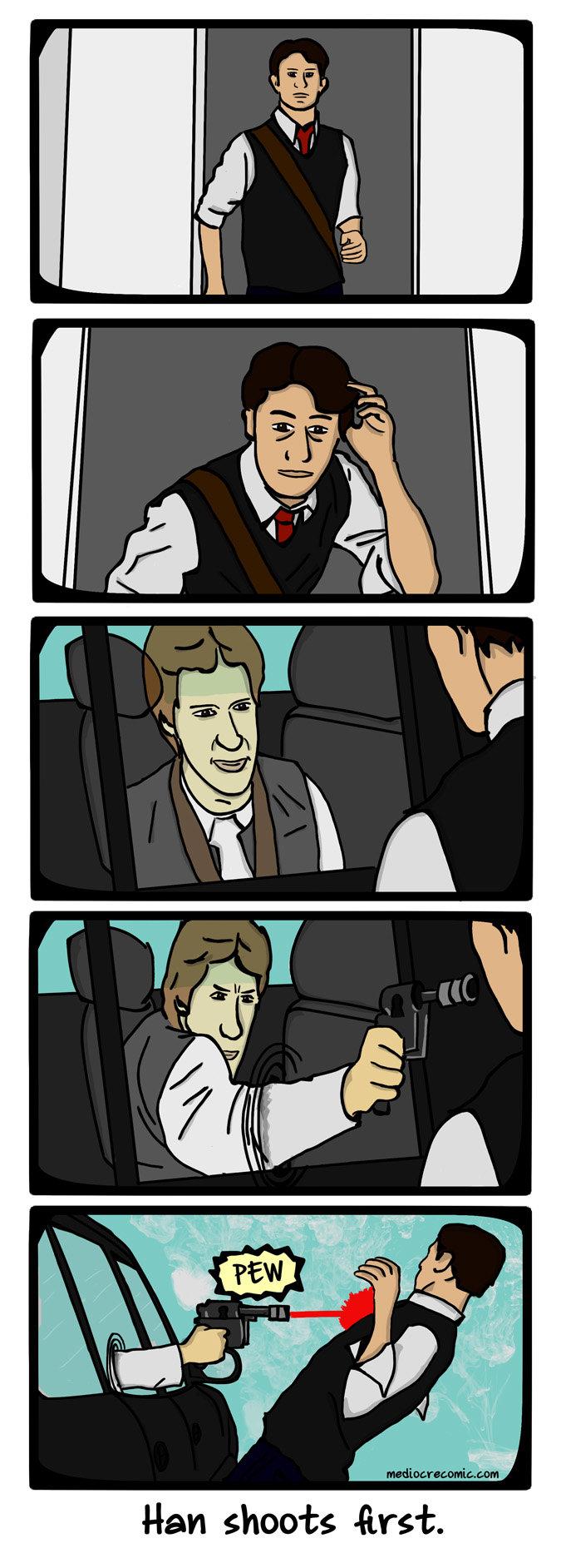500 Days of Summer Han Solo Ending. . days of summer han solo star wars Movie comic joke Absurd WTF