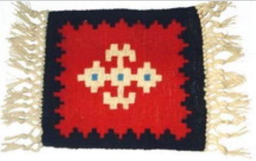 8 bit carpet. desc. tag