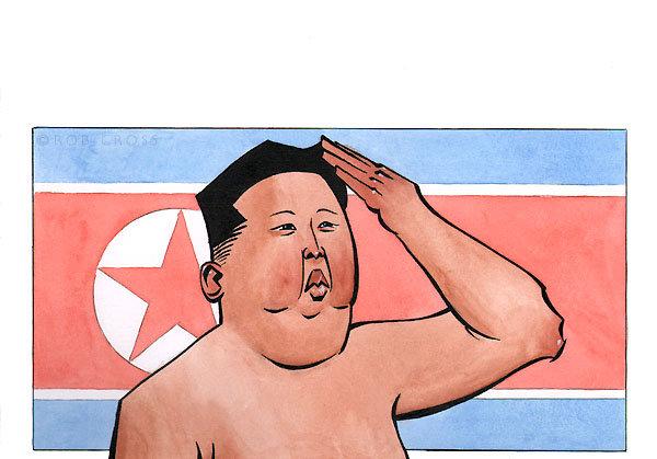 A new era of content. Dongers.jpg Rocket.jpg I am doing it right?.. Admin's fw seeing his portrait kim jong un admin North Korea