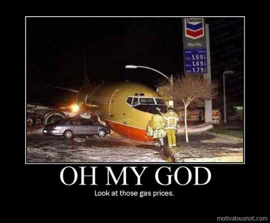 A Tragedy. facebook.com/DoILookLikeIGiveAFunk. lol Planes Gas