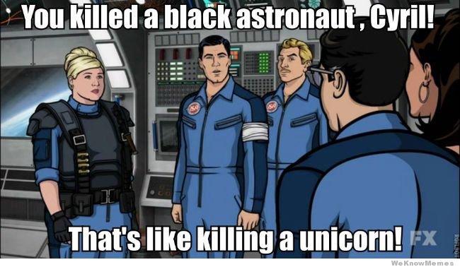 A unicorn. . tir, That' s like killing a mourn! . A unicorn tir That' s like killing a mourn!