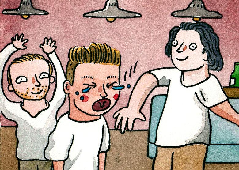 A visualization of Bieber-Bloom. Whatttt.. explain the flying saucers A visualization of Bieber-Bloom Whatttt explain the flying saucers