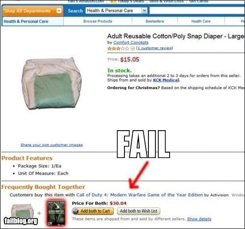 Adult Diapers. .. ewwwwwww Adult Diapers ewwwwwww