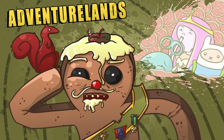 Adventurelands. borderlands 2 is coming out tuesday Im excited.. Adventurelands borderlands 2 is coming out tuesday Im excited