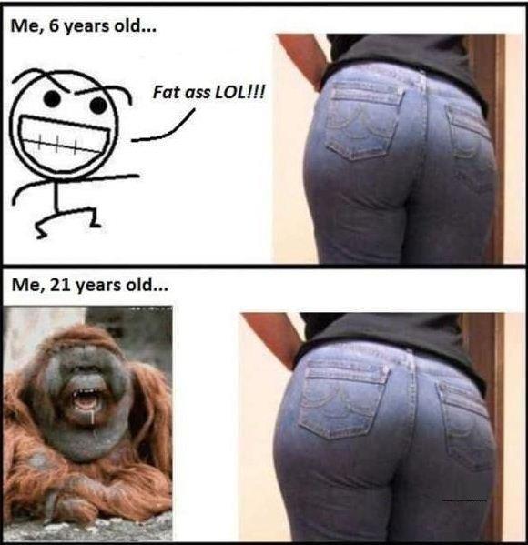 age matters. . For an LEI!!! llooll, lla' Ma. Mil years dd... Fat Ass woah
