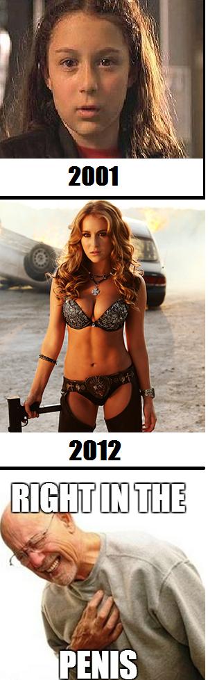 Alexa Vega. .. That's some high level armor she's got on. Alexa Vega That's some high level armor she's got on