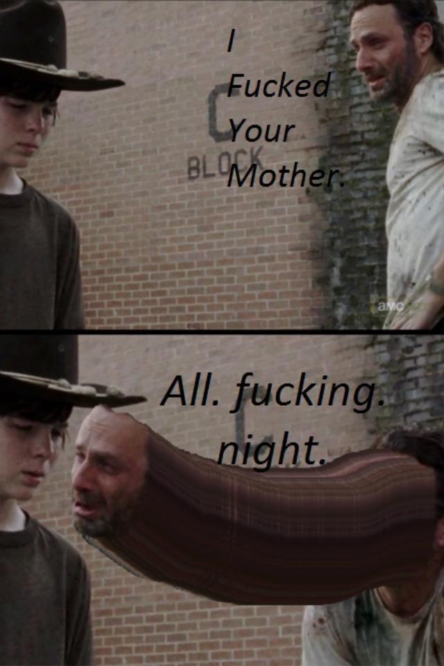 ALL FUCKIN' NIGHT. Ye... Season 4 trailer. Some times I dre