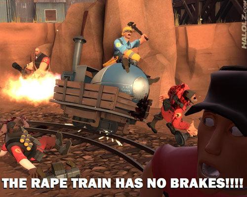 ALL ABOARD THE RAPE TRAIN CHOO CHOO. /> ^ How to become a moderator on my site ^. THE RAPE TRAIN HAS NO BRAKES!!!!. Ah, yes. I see. dinosaur porn