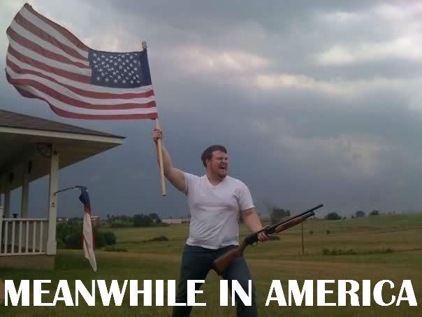 """AMEEERRIICCAAA!!!. . MEAN""""/ HILE IN AMERICA. 'Merica! YEA! AMEEERRIICCAAA!!! MEAN""""/ HILE IN AMERICA 'Merica! YEA!"""