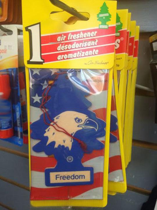 America. Smells like new car.. freedom america Cars eagle