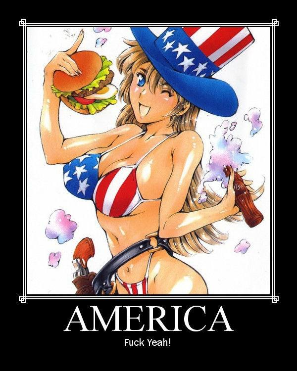 "America. ""so lick my butt and suck on my balls."" - Team America. Fuck Yeah! fuck yeah"