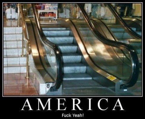 America Fuck Yeah. I... I... I... I LOL'D!. Fuck Yeah! america fuck yeah lazy pointless Needless