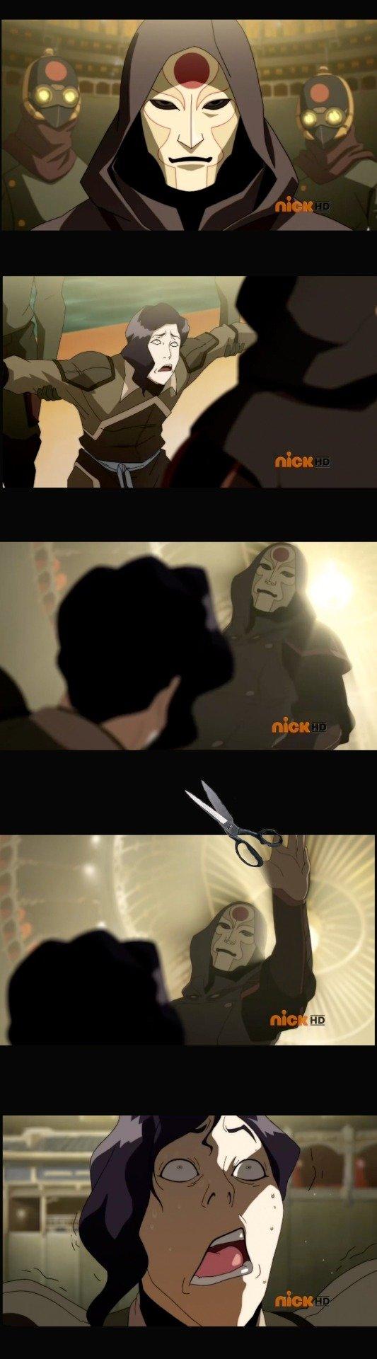 Amon vs Tahno. Thumbs up if you agree!!.. This scene was glorious. dopoqob co Tahno amon avatar