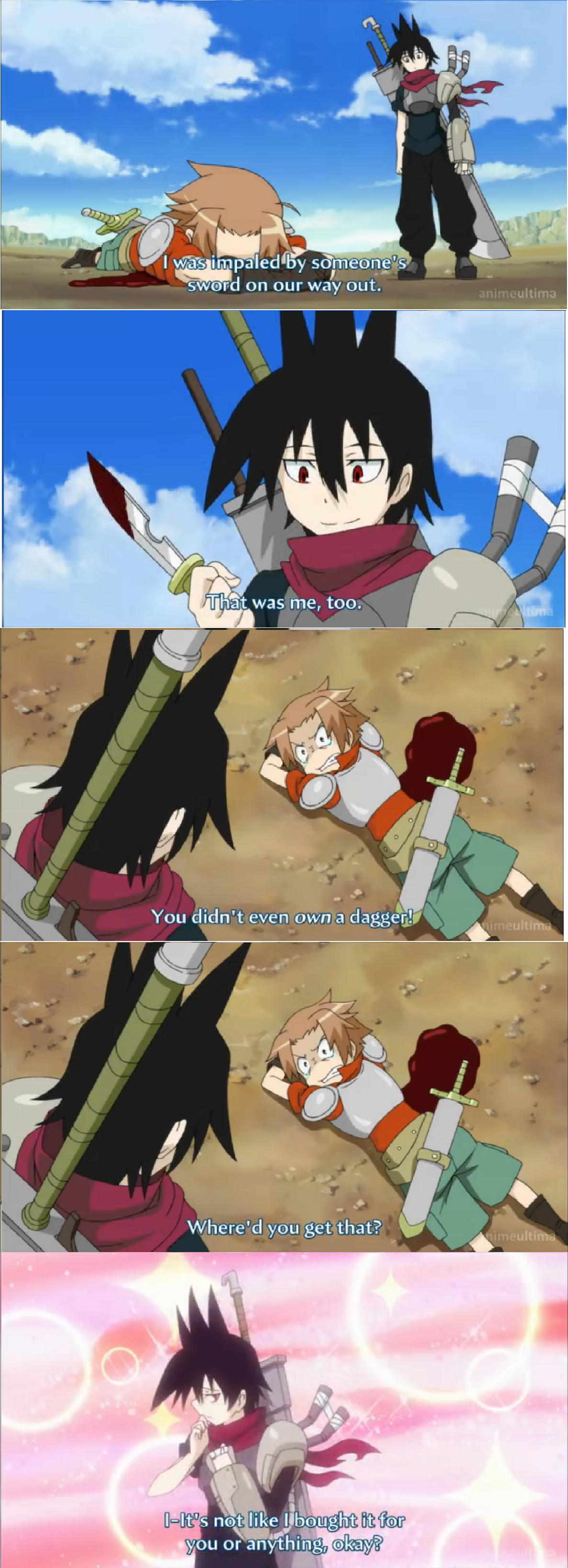 Anime in a nutshell. Senyuu. Anime in a nutshell Senyuu
