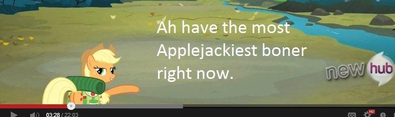 Applejack. I was bored, so I took screenshots.. Applejack I was bored so took screenshots