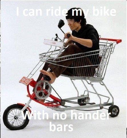 asian biker. . Asian Bikes racism funny stuff