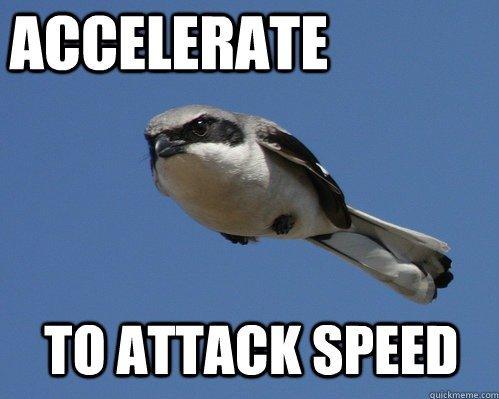 Attack Speed. . Annex spun . Attack Speed Annex spun