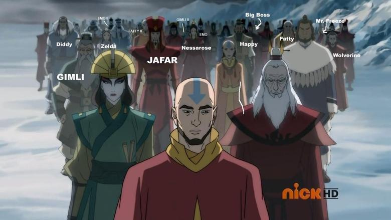 Avatars according to 4chan. .. Avatar The Last Fat Bender Avatars according to 4chan Avatar The Last Fat Bender