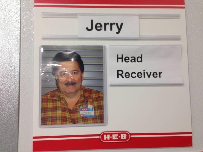 Awesome job. . Head Receiver Awesome job Head Receiver