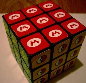 Awesome+Awesome=Awesomest. A.W.E.S.O.M.E. rubik cube Nintendo yeah wow